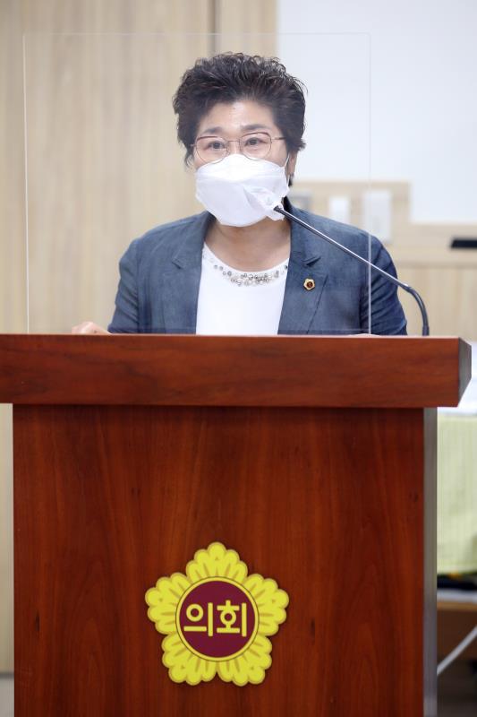 심규순 경기도의회 기획재정위 위원장 /사진출처=경기도의회